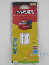 Аккумулятор Pisen for Konica Minolta NP-900 (Battery Pack)