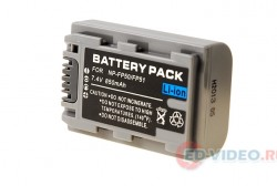 Аккумулятор Digital Battery Pack для Sony NP-FP50