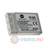 Аккумулятор для Konica Minolta NP-600  (Battery Pack)
