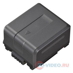 Аккумулятор для Panasonic VW-VBG130E-K (Battery Pack)